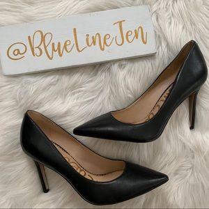 Hazel Pointy Toe Stiletto Heels